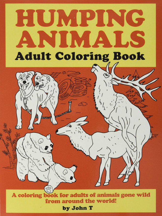 Let's be honest, we have all seen animals getting down. Maybe it was in a park, in a neighbors yard, or watching our own pets shag each other in the comfort of our living rooms. But no matter where - or how often it happens - you have to admit Humping Animals are hilarious!
