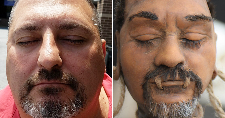You Can Now Order Your Very Own Personalized Shrunken Head Replica