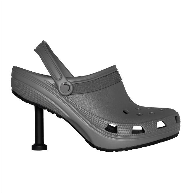Horrible chaussure de l'enfer.