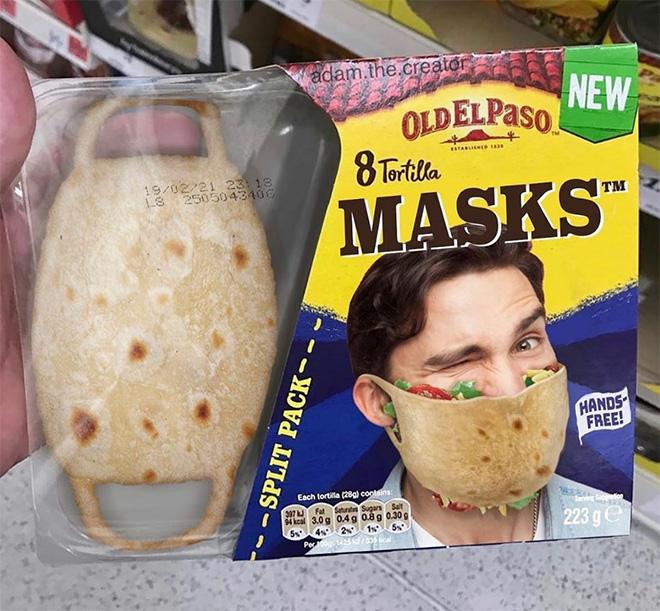 Funny product parody.