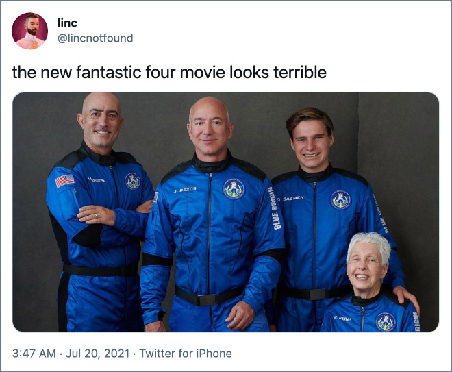 the new fantastic four movie looks terrible