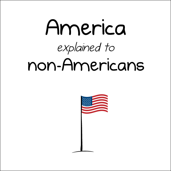 America explained to others.