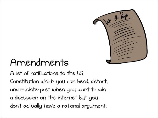 Amendments.
