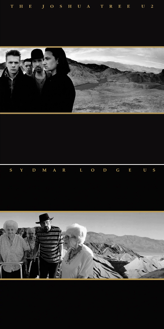 Recreated album cover.