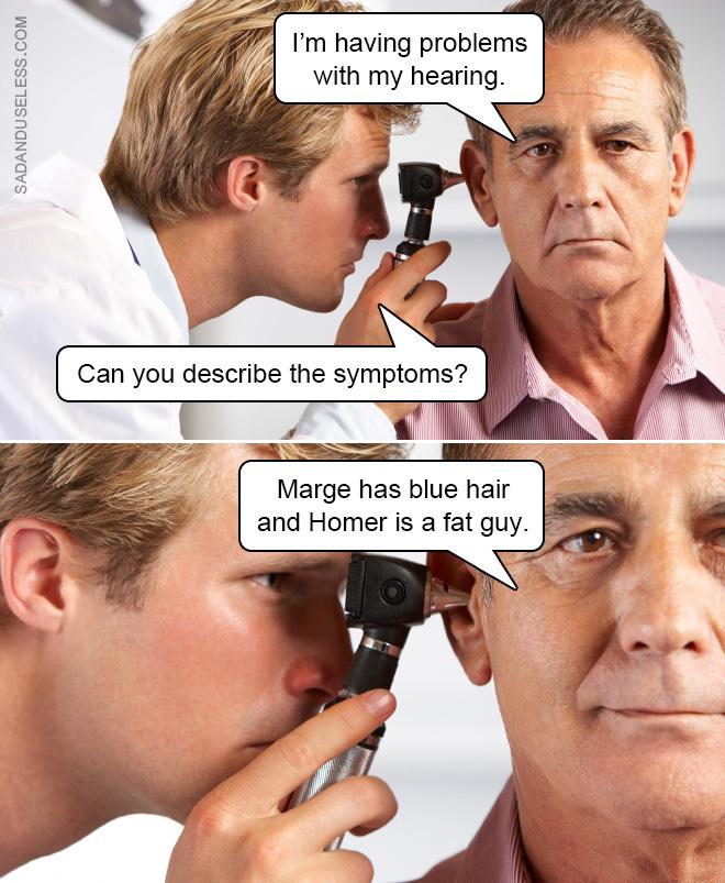 Pouvez-vous décrire les symptômes?