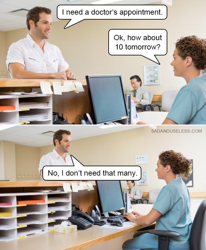 10 médecins papa.