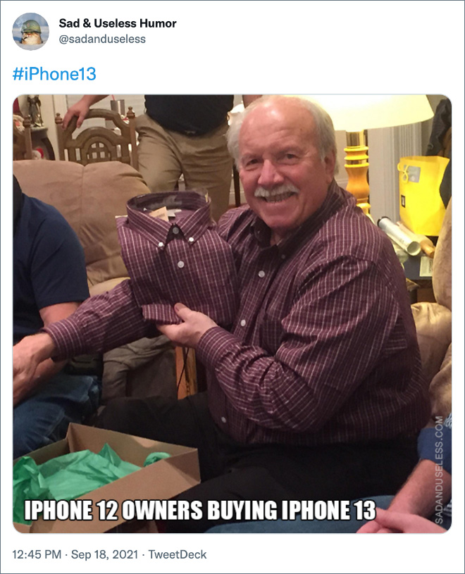 Isn't the new iPhone amazing?