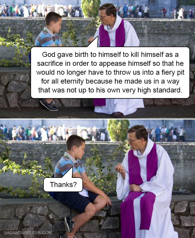 Les mèmes chrétiens sont les meilleurs mèmes.